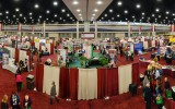 Panoramic Exhibit Hall